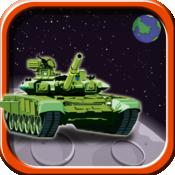 Moon Wars: Battle Tank Recon Clash Pro