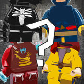 Quiz Game for Marvel Heroes Lego Edition