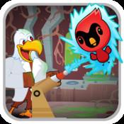 Squishy Birdie Blaster PRO! - A Free Bird & Chick Matching Zapper Game
