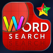 Word Search by PuzzleStars ~ the ultimate colorful word search puzzles! (free) free search