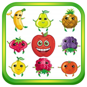 Halloween Funny Fruit - Super Fruit Candy Game fight mania super