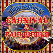 Hidden Objects - Carnival & Fair Circus Amusement Parks & Object Time Puzzle Free Photo Game carnival