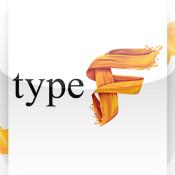 typeF Fashion & Beauty for iPad