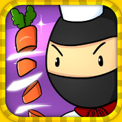 Cooking Ninja Chef - The Crazy Fruit Slice and Chop 3d Game