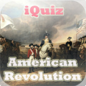 iQuiz for American Revolution ( History Around the World trivia )