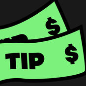 Tip & Split - Gratuity Percentage Calculator for Restaurant Dining and Delivery