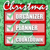 Christmas Organizer & Countdown! Checklist, Planner, Notes & Wallpaper party planner organizer