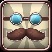 Mr Mustache - Best Fake Moustache Camera Photo Booth Editing App for Free free editing home dvd movies