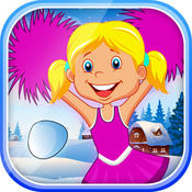A Cheerleader Dance Fever - Avoiding The Snowball Challenge PRO