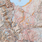 MammothMap - Mammoth High Country Trail Map