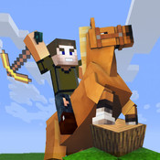 Minecraft with Minecraft Skin Exporter (PC Edition) and Minecraft Seeds Pro - Multiplayer for Minecraft PE and 3D Edition