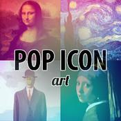 Pop Icon Art icon pop