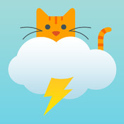 Weather Whiskers the weather channel