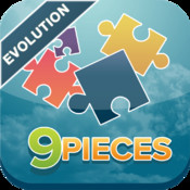 9 pieces: evolution