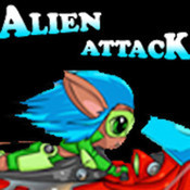 Alien Attack ( Super Boy )