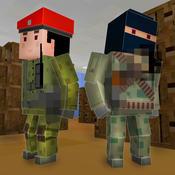 Block Gun Strike 3D Full ready