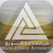 Delta Fitness Authority graphic authority