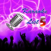 Karaoke List - Arirang 5 Số