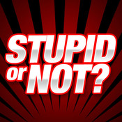 Stupid or Not? Funny Game