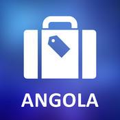 Angola Offline Vector Map