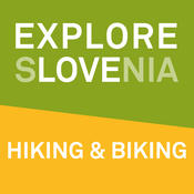 Hiking and Biking in Slovenia for iPad