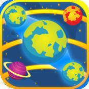 Planets Saga: Galaxy Match - Planet Blast Match 3 Game (For iPhone, iPad, iPod)
