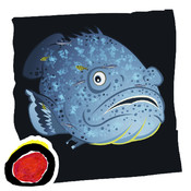 Abby's Aquarium Adventures- Predators: Learn about the world of sea predators through this enticing story filled with facts and fun quirks about fish and sea animals; written by Heidi de Maine. (iPad version; by Auryn Apps)
