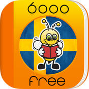 Learn Swedish 6,000 Words for Free with Fun Easy Learn