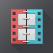 Merge Video - Combine Videos & Mix Movie Clips with Music avi splitter movie video