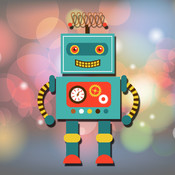 Robot Games - 10 funny robots themed games for Preschool and Kindergarten kids kids typing games