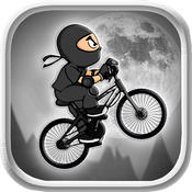 Bike Ninja Escape: Hilybilly Dirt Racing Stunts Master Game Free