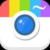 Camly – photo editor & filters. Use collages, background image frames, stickers & captions to make the best selfie or add vintage effect on your picture. Post entire photos without cropping.