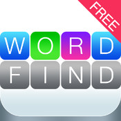 Word Find FREE - Use the gems and beat the clock