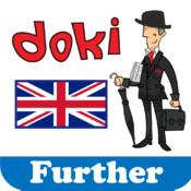 Learn English with Doki Further for iPad