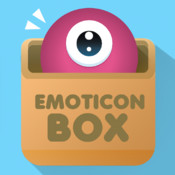 Emoticon Box+ -Save Emoticons,emoji,pic and images for Sending Message!- emoticon