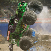 Monster Truck Wallpaper - Put Monster Truck Backgrounds Like Bigfoot or Grave Digger as Your Theme Pic for iPhone