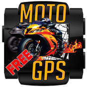 Moto GPS FREE-GPS Navigation, Speedometer, and Speed Limit Alert for Pebble Smartwatch