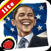 Political Power: Barack Obama by Blue Water Comics and Auryn Apps. (on iPad) barack obama press