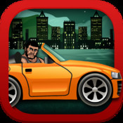 Auto Clash - Race Your Gangster car across the hills hills