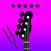 Bass Tuner Pro - Tune your bass guitar with precision and ease!