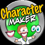 Character and Avatar Maker - Design Your Own Cartoon mascot Character
