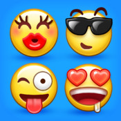 Emoji Keyboard New - 3D Animated Emojis Icons Keyboard & Emoticons Art Stickers Free