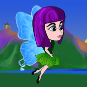 Flappy Fairy - A Fairy Land Game