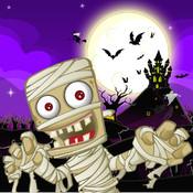 Mummy Jump-Halloween Version