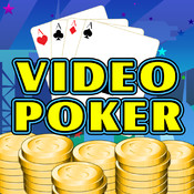 Absolute Video Poker - Las Vegas Style Video Poker Game with Jacks or Better Bonus Poker Deluxe & Other Fun Poker games