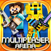 BLOCK CLANS ONLINE - MC Survival Shooter Mini Block Game with Multiplayer h r block mobile