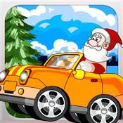 Santa Rush - Car Racing Adventure