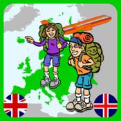 GEOGSMART - Europe (iPhone version)