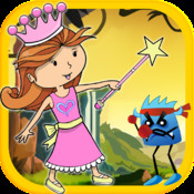 Fantasy Winged Fairy Fly Challenge - An Awesome Magical Adventure Game FREE by Animal Clown fairy free magic