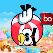 Bouncing Candy Bird